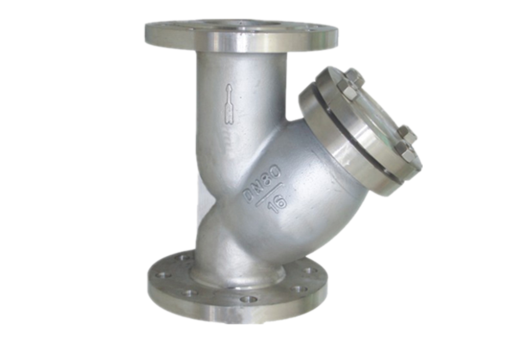 DIN PN10-40 DN15-800 WCB/SS Y strainer