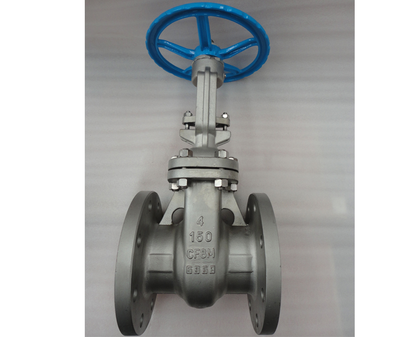 ANSI  CL150-CL900  SS Rising stem hard seal Gate valve
